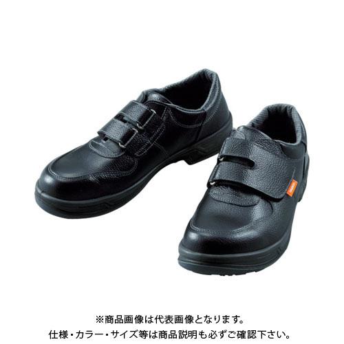 TRUSCO 安全靴 短靴マジック式 JIS規格品 25.0cm TRSS18A-250