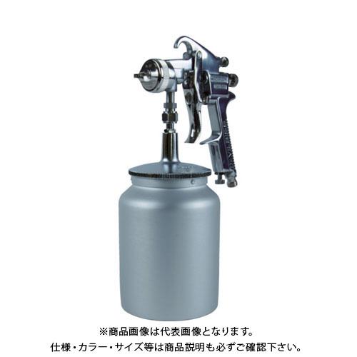 TRUSCO スプレーガン吸上式 ノズル径Φ1.8 1Lカップ付セット TSG-508S-18S