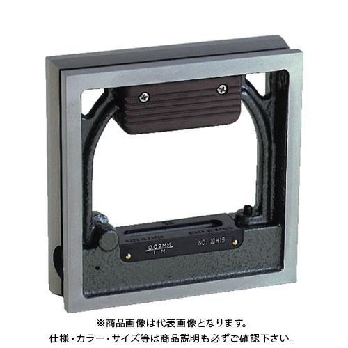 TRUSCO 角型精密水準器 B級 寸法150X150 感度0.02 TSL-B1502