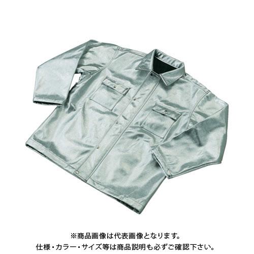 TRUSCO スーパープラチナ遮熱作業服 上着 Lサイズ TSP-1L