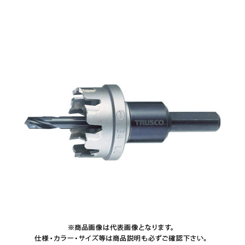 TRUSCO 超硬ステンレスホールカッター 62mm TTG62