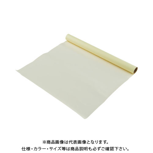 TRUSCO 補修用粘着テープ(テント倉庫用)98cmX5m ホワイト TTRA-5-W
