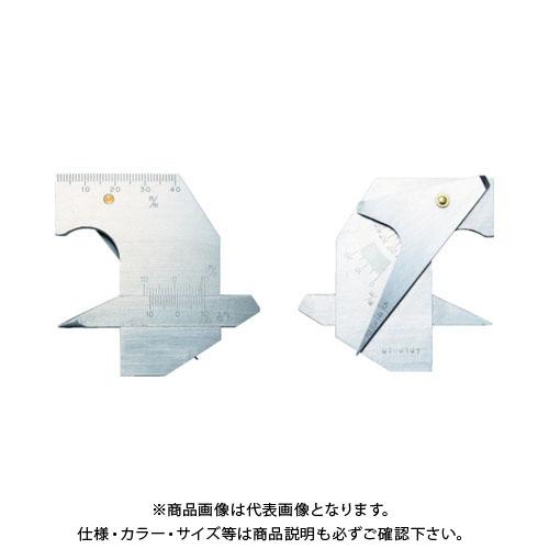 TRUSCO 溶接ゲージ 寸法測定精度±0.2 TWG-2