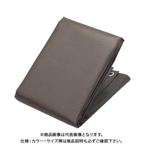 TRUSCO エコ超厚手UVシ-ト#5000 ODグリーン TUV5000-5472