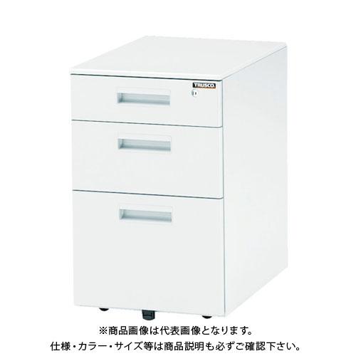 【個別送料1000円】【直送品】 TRUSCO システムデスク ワゴン 3段 TWG-3