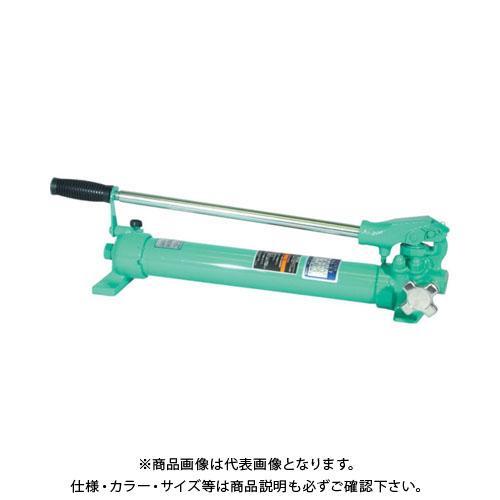 【運賃見積り】【直送品】OJ 手動油圧ポンプ TWA-0.7