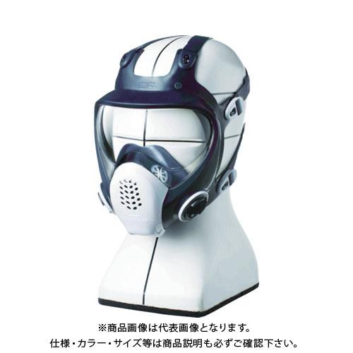 シゲマツ 防毒マスク・防じんマスク TW088 M TW088-M