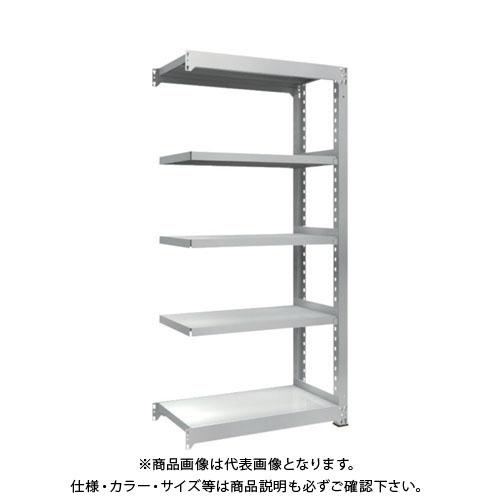 【運賃見積り】【直送品】 TRUSCO TZM3型中量棚 900X471XH1800 5段 連結 TZM3-6355B