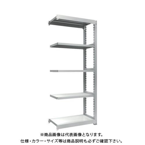 【運賃見積り】【直送品】 TRUSCO TZM3型中量棚 900X471XH2100 5段 連結 TZM3-7355B