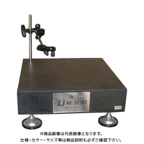 【運賃見積り】【直送品】ユニ 石定盤スタンド 微動調整付 UBV3030
