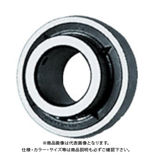 NTN 軸受ユニットUC形(円筒穴形、止めねじ式)内輪径90mm外輪径190mm幅96mm UC318D1