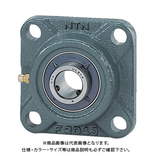 NTN G ベアリングユニット(円筒穴形、止めねじ式)軸径90mm全長235mm全高235mm UCF218D1