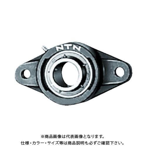 NTN G ベアリングユニット(円筒穴形、止めねじ式)軸径80mm内輪径80mm全長290mm UCFL216D1