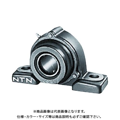 【運賃見積り】【直送品】NTN Gベアリングユニット(テーパ穴形アダプタ式)軸径85mm中心高125mm UKP319D1