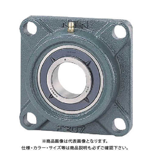 NTN G ベアリングユニット(テーパ穴形アダプタ式)軸径70mm内輪径80mm全長208mm UKF216D1