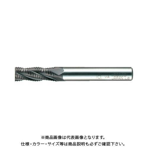 三菱K バイオレットラフィングエンドミル VAMRD0900