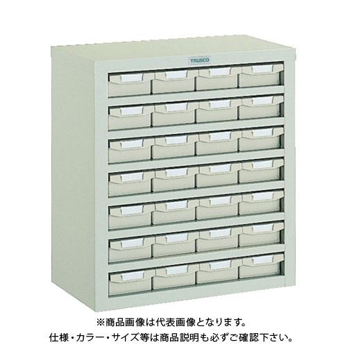 【個別送料1000円】【直送品】 TRUSCO 引き出しユニット 553X307XH605 A1NGX28 VA-47A