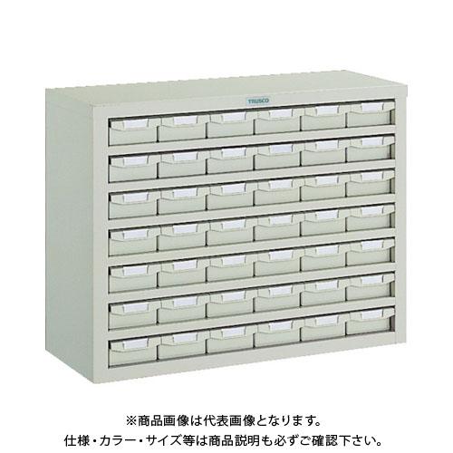 【個別送料1000円】【直送品】 TRUSCO 引き出しユニット 795X307XH605 A1NGX42 VA-67A