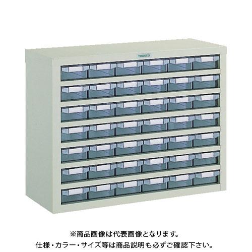 【個別送料1000円】【直送品】 TRUSCO 引き出しユニット 795X307XH605 A1X42 VA-67B