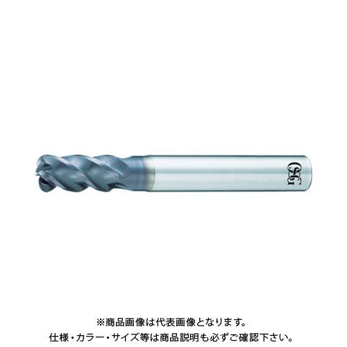 OSG FXコート 4刃 チタン合金加工用不等 8555120 UVX-TI-4FL 12X36