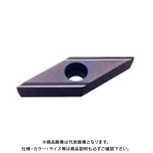 三菱 PVDコート旋削チップ COAT 10個 VBET110302R-SN:VP15TF
