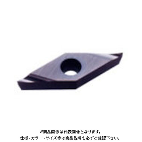 三菱 PVDコート旋削チップ COAT 10個 VBET110301L-SR:VP15TF