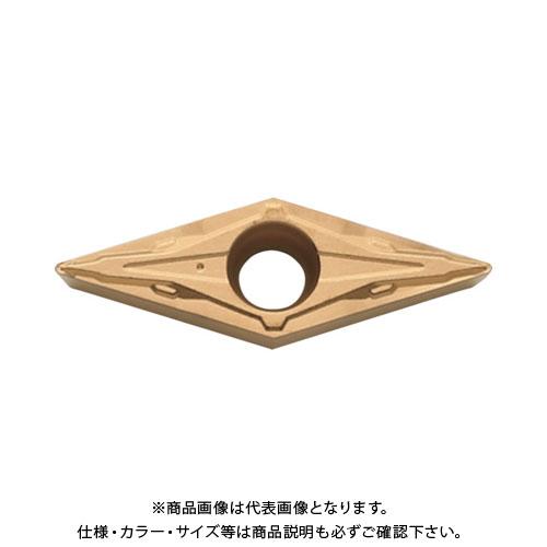 京セラ 旋削用チップ CA515 CVDコーティング 10個 VBMT110304PP:CA515