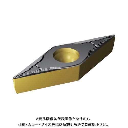 サンドビック コロターン107 チップ 2220 COAT 10個 VBMT 16 04 04-MM:2220