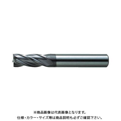 三菱K ミラクル超硬エンドミル VC4MCD1100