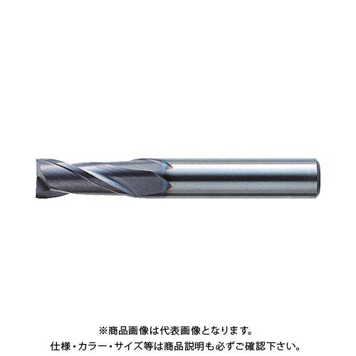 三菱K ミラクル超硬エンドミル VC2MSD1100