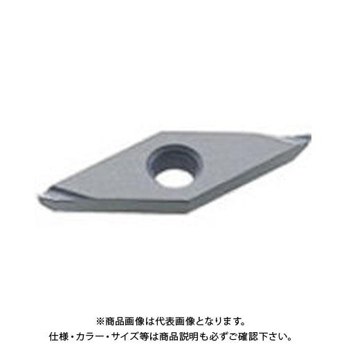 三菱 チップ 超硬 10個 VDGX160302L:HTI10