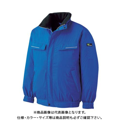 ミドリ安全 ベルデクセル 防寒ブルゾン ロイヤルブルー L VE1023-UE-L