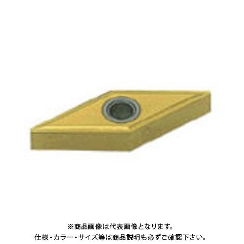 三菱 M級ダイヤコート旋削チップ COAT 10個 VNMG160408-MS:US7020