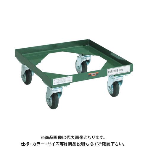 【直送品】TRUSCO ミニカーゴ専用台車 VJ-452 453 455用 VJ-46C