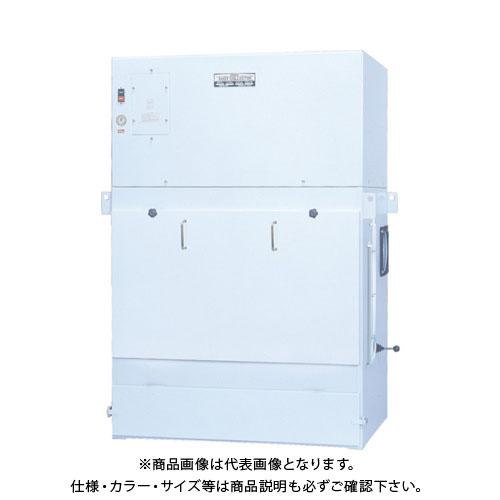 【運賃見積り】【直送品】 アマノ 手動払い落とし型集塵機3.7KW 60HZ VNA-60-60HZ