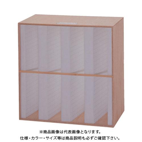 【直送品】バイリーン エコアルファ 610×610×290 VX-95M-56F