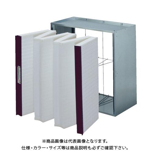 【直送品】バイリーン エコアルファ セット品 610×305×290 VZD-65M-28H3-N-SET