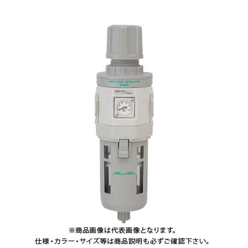 CKD フィルタレギュレータ W4000-8-W
