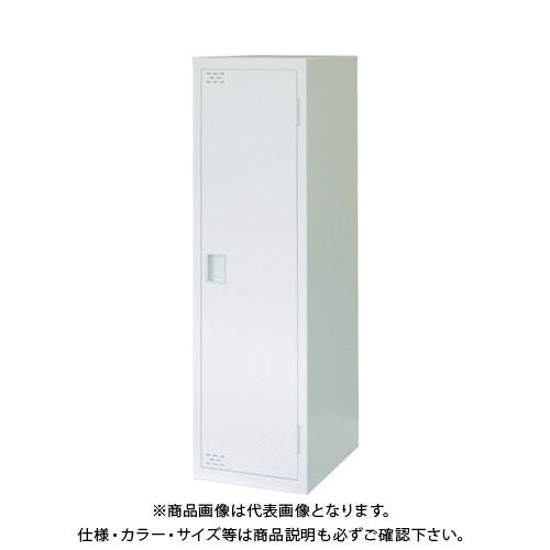 【運賃見積り】【直送品】 TRUSCO 掃除用具ケースミニタイプ 片開型 W317×D400×H1110 WCML