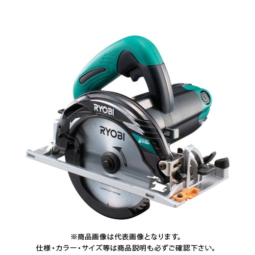 【直送品】リョービ RYOBI 電子丸ノコ 147mm W-573ED(611019A)