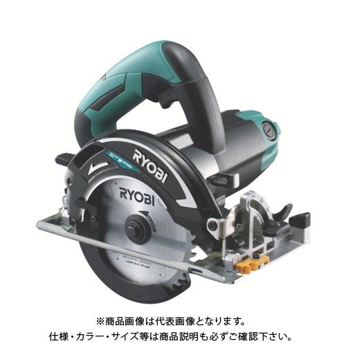 【直送品】リョービ RYOBI 電子内装丸ノコ 125mm W-470ED(612300A)
