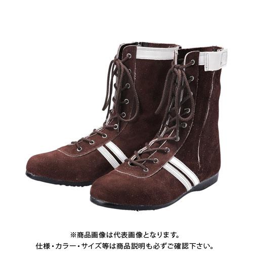 青木安全靴 高所作業用安全靴 24.5cm WAZA-F-2-24.5