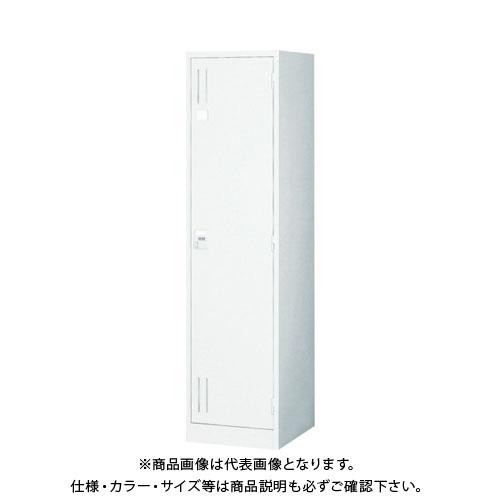 【個別送料2000円】【直送品】 TRUSCO 手ぶらキーロッカー 1人用ワイド455X515XH1790 ホワイト WKL1S