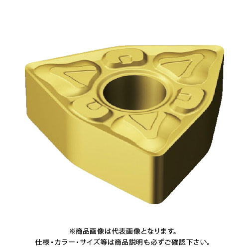 サンドビック T-MAXPチップ COAT 10個 WNMG 08 04 12-XM:4325