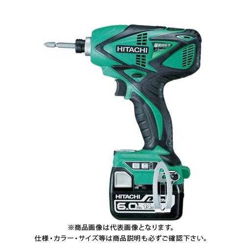 HiKOKI(日立工機) 14.4V 電子パルスドライバ 6.0Ah WM14DBL-2LYPK-L