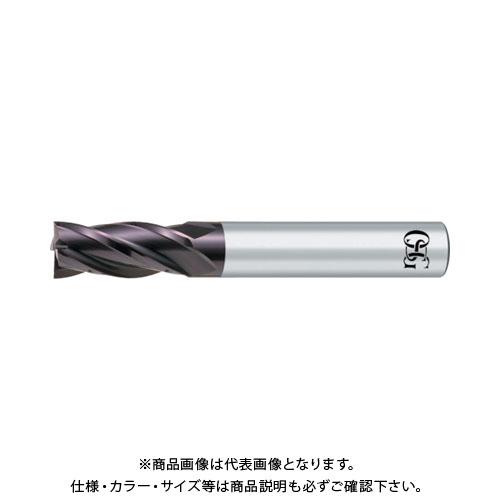 OSG 超硬エンドミル WX 4刃ショート 12 3013120 WX-EMS-12