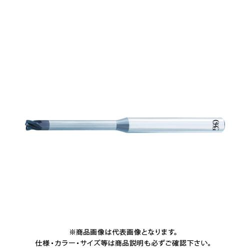 OSG 超硬エンドミルWXスーパーコート(高精度ブルノーズ) 3102035 WXS-CPR-2XR0.2X1X25