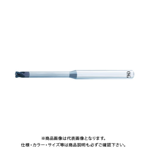 OSG 超硬エンドミルWXスーパーコート(高精度ブルノーズ) 3102045 WXS-CPR-2XR0.3X1X40