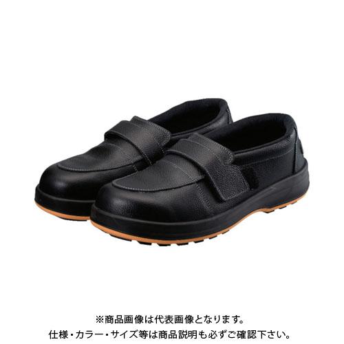 シモン 3層底救急救命活動靴(3層底) 25.0cm ブラック WS17ER-25.0