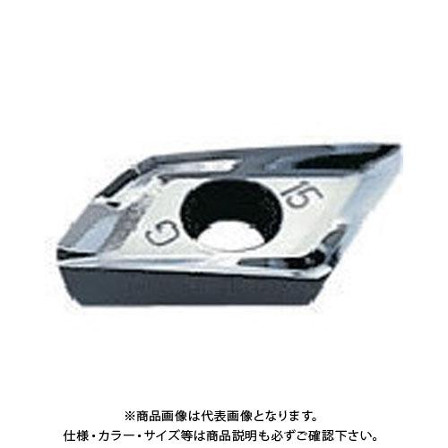 三菱 P級超硬カッター用ポジチップ COAT 10個 XDGT1550PDFR-G12:TF15